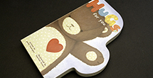 Diecut Board Book