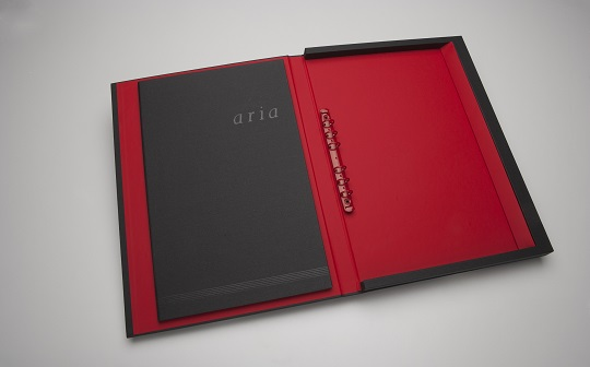 Anstey Bookbinding Portfolio Samples