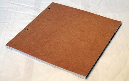 Eyelets - Anstey Book Binding