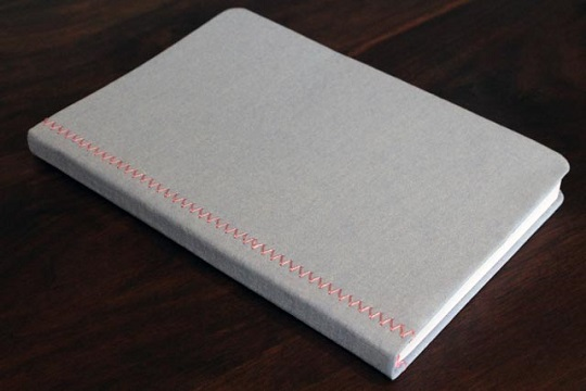 Side Sewing - Anstey Book Binding