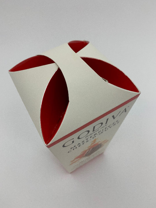 Chocolate Bottom Box